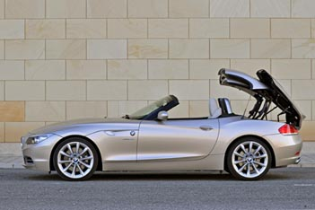 BMW Z4 Test: Dach, Cabriodach, Top, Metalldach, Top