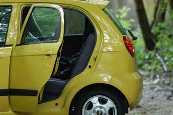 Chevrolet Matiz Gas: vier Türen, Viertürer, 4 doors