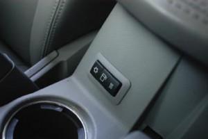 Chrysler Sebring Cabrio 2.7: Becherhalter, cooler, cup holder