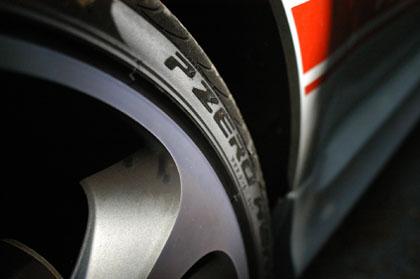 Abarth 500C im Test: Räder