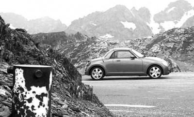 Daihatsu Copen Test: 90 PS kompakt, offen