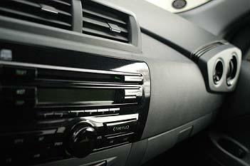 Daihatsu Materia: Innenraum, interior
