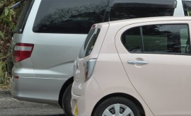 Daihatsu Mira e:s Test: typisch japanisches Microcar, Auto Fahren in Japan