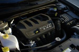 Dodge Avenger 2.4 Test: Motor, engine