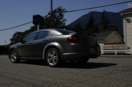 Dodge Avenger 2.4 Test