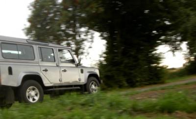 Land Rover Defender, Test