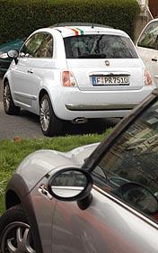 Fiat 500 Diesel Test: 75 PS