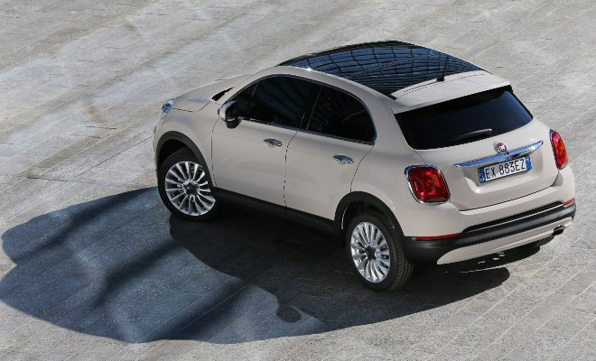 fiat 500 x im fahrbericht 500 x automobil. Black Bedroom Furniture Sets. Home Design Ideas
