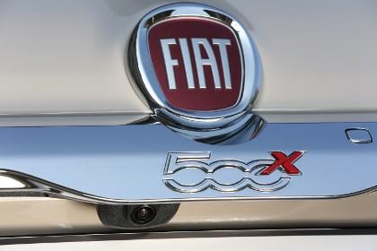 Fiat 500 X 2015 Test: 500 X Emblem
