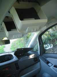 Fiat Idea: Innenraum, interior, Fach, Ablagen