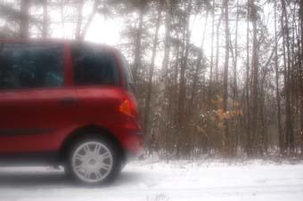 Fiat Multipla Diesel Test: Heck