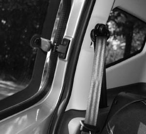 Fiat Qubo Diesel Test: Fenster, Klappfenster