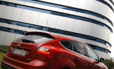 Ford Focus 1.0 Test: toller Dreizylinder