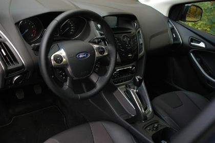 Ford Focus 1.6 l Duratec EcoBoost im Test 2012