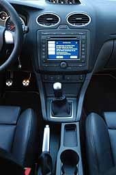 Ford Focus ST, Innenraum, Cockpit