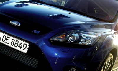 Ford Focus RS im Test: 305 PS, Front