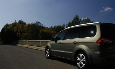 Ford Galaxy Diesel Test: 7 Sitze, 7 Personen, Siebensitzer