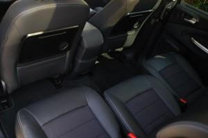 Ford Galaxy, Siebensitzer im Test: Sitze