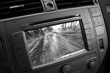 Ford Kuga Test: Innenraum, Kamera, interior