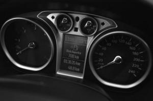 Ford Kuga Test: Instrumente, Tacho, Cockpit