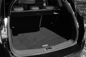 Ford Kuga Test: Kofferraum, trunk, boot