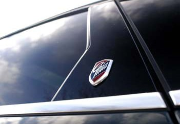Ford Mondeo 2.5l Test: Emblem
