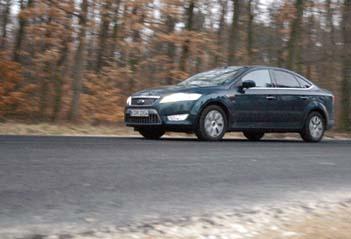 Ford Mondeo 2.5 Ghia Testbericht