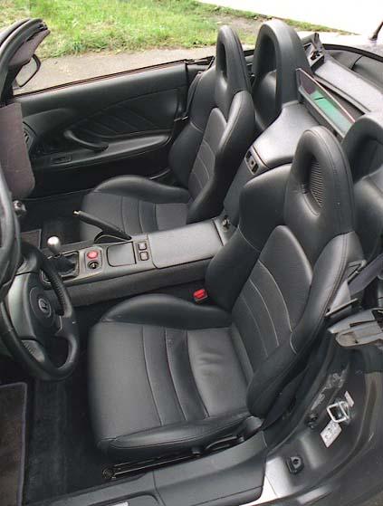 Honda S2000 im Test: 240 PS Saugmotor