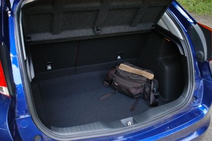 Neuer Honda Honda Civic Test: Kofferraum, trunk, boot
