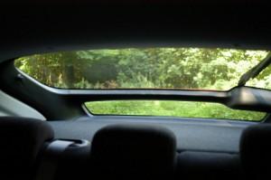 Honda Civic Test: Sicht, Heck, Sicherheit
