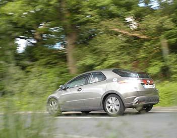 Honda Civic mit Diesel: Fahrbericht