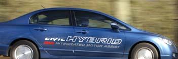 Honda Civic Hybridmotor Testbericht7