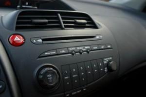 Honda Civic Type R Test: Innenraum, Radio