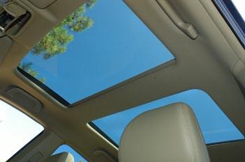 Honda CRV 2.0 Test: SUV mit Glasdach