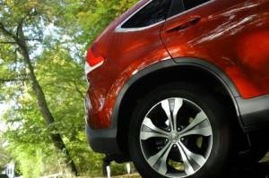 Honda CR-V: Dieselmotor im Testbericht