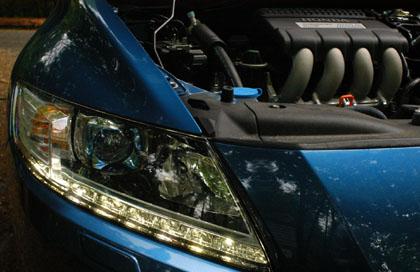 Honda CR-Z Hybrid: Motor, Hybridmotor, engine