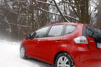 Honda Jazz mit Benzinmotor: Test