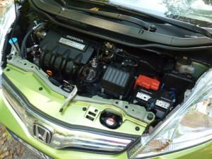 Honda Jazz Hybrid Testbericht: Motor, Elektromotor, engine