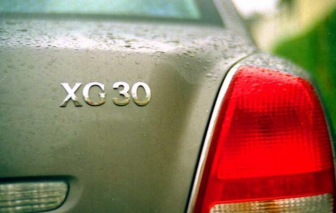 Hyundai XG30 Test