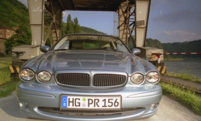 Jaguar X-Type 2.0 Test