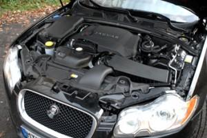 Jaguar XF 3.0 Dieselmotor