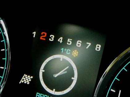 Jaguar XF Diesel S: Achtgang Automatik, 8-Gang