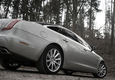 Jaguar XJ Langversion Testbericht: Karosserie