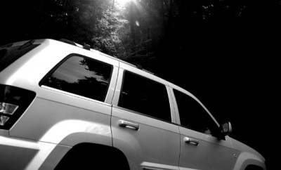 Jeep Grand Cherokee CRD Test: Karosserie