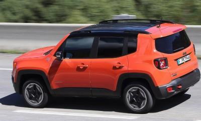 Neuer Jeep Renegade Fahrbericht