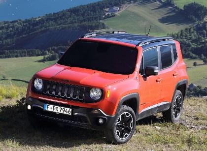 Neuer Jeep Renegade Test