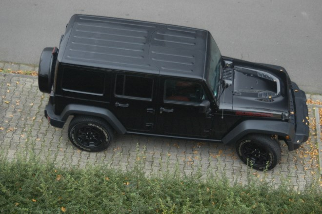 Jeep Wrangler Unlimited Test: mit 200 PS