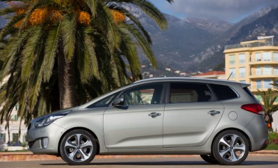 Carens Diesel Fahrbericht: Kia Van
