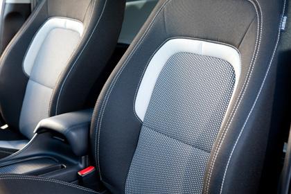 Kia Ceed Test: Sitze