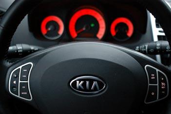 Kia Ceed: Lenkrad, steering wheel